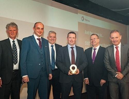 SUEZ Water UK wins Total E&P UK Environmental Award